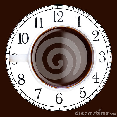 Coffee at nine