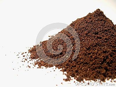 Coffee powder 1
