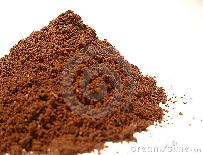 Coffee powder 2