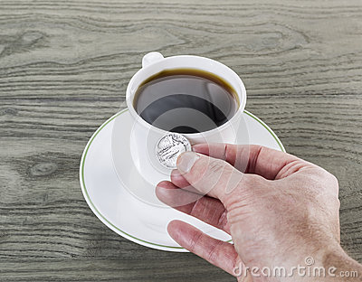 Coffee for a Quarter - The Old Days