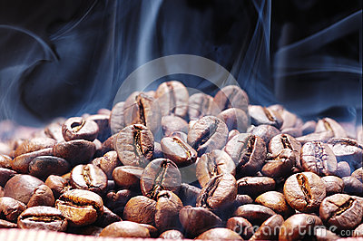 Coffee roasted process