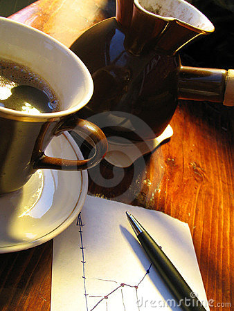 Free Coffee-schedule Royalty Free Stock Photo - 149915