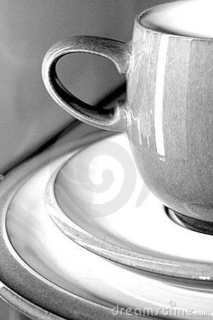 Coffee set porcelain
