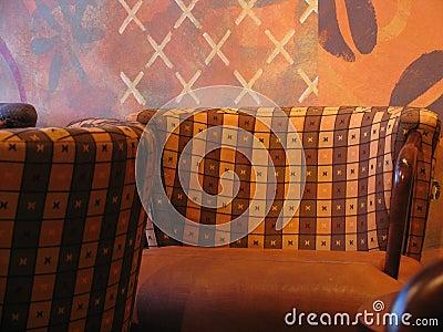 Coffee shop chair