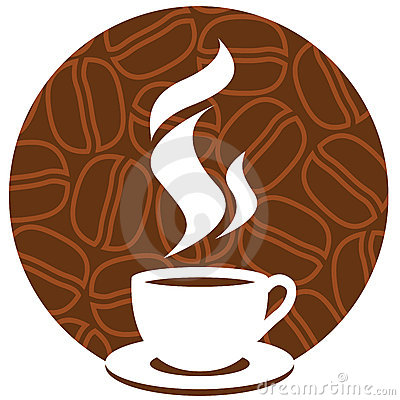 Free Coffee Sign Stock Photo - 7342590