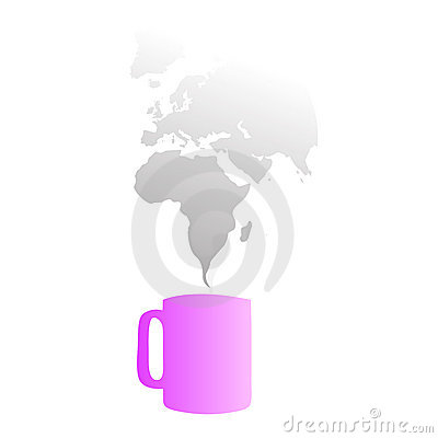 Coffee smokes the world