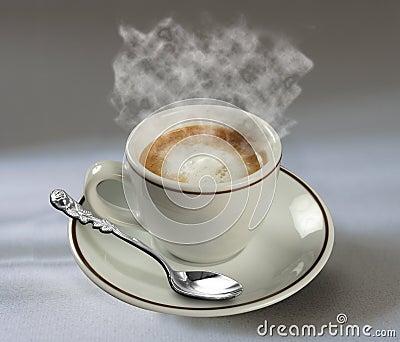 Coffee and spon