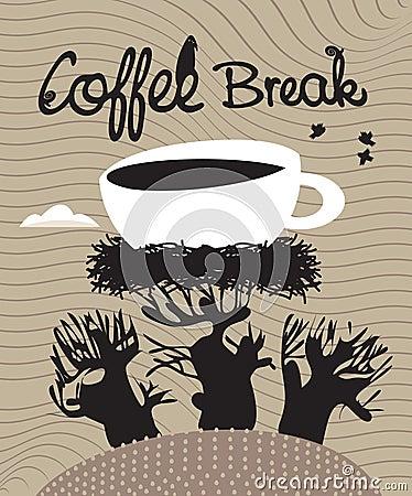 Coffee spring