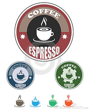 Coffee and tea logo