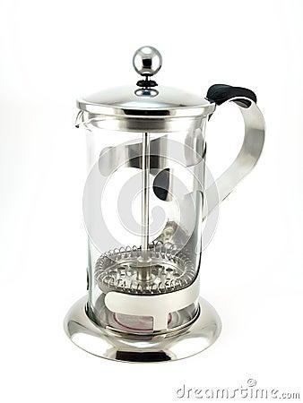 Free Coffee (tea) Pot Stock Images - 13209714