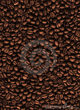 Free Coffee Texture Stock Image - 3377521