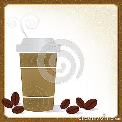 Free Coffee To Go Frame Royalty Free Stock Photo - 7660195