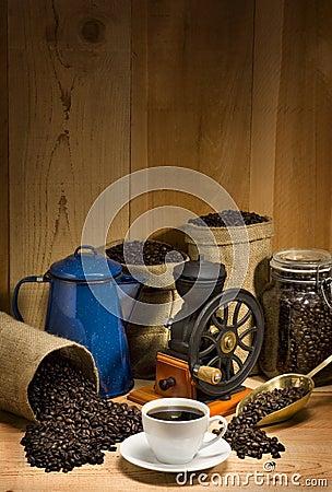 Free Coffee Vertical Stock Photos - 4243113