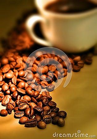 Free Coffee2 Royalty Free Stock Photo - 820265