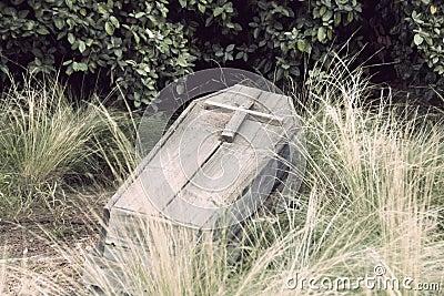 Coffin hood