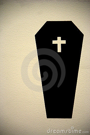 Coffin sign