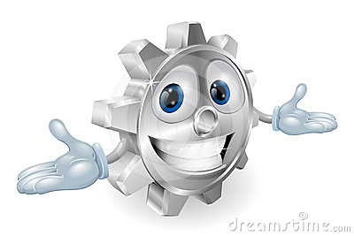 Cog cartoon character