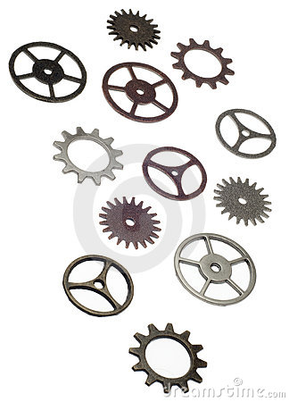 Cog Wheel Gear Background