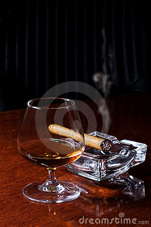 Free Cognac Stock Photos - 8190923