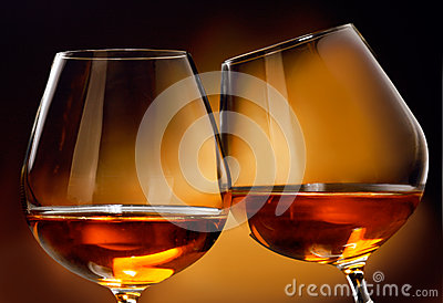 Cognac or Brandy
