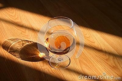 Cognac drink