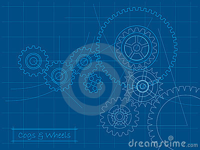 Cogs blueprint