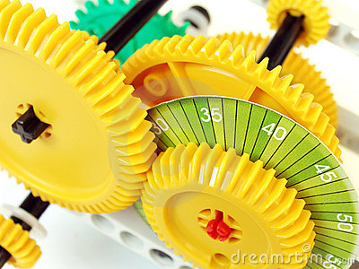 Cogs and gears system
