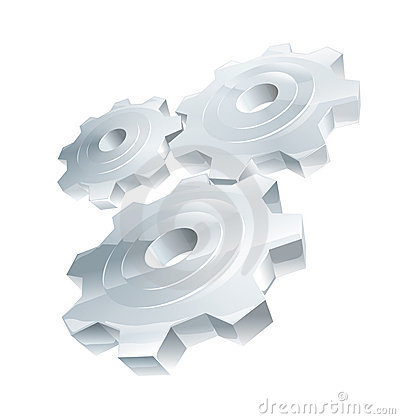 Free Cogwheel Royalty Free Stock Photo - 20806115