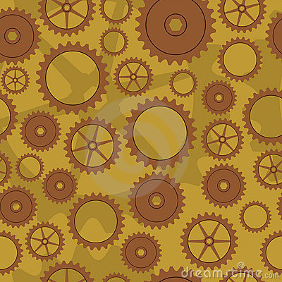Cogwheel background