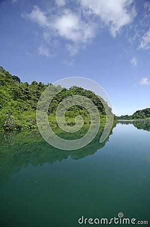 Coiba island
