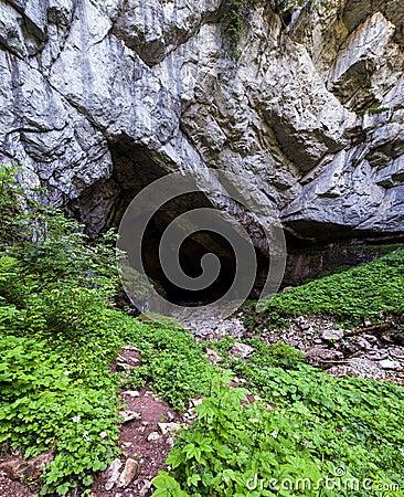 Coiba Mare cave