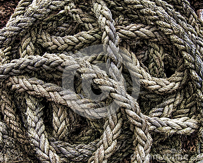 Coil Of Rope Free Public Domain Cc0 Image