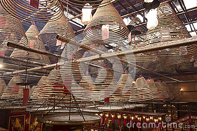 Coils Of Incense