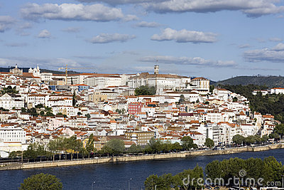 Coimbra from top