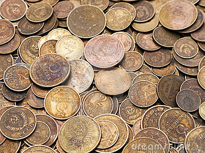 Coin backgrounds