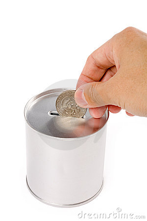 Free Coin Bank Stock Photography - 2998212