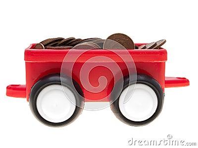 Coin car