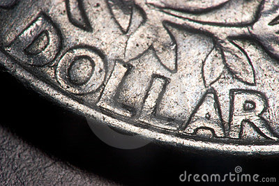 Coin Closeup
