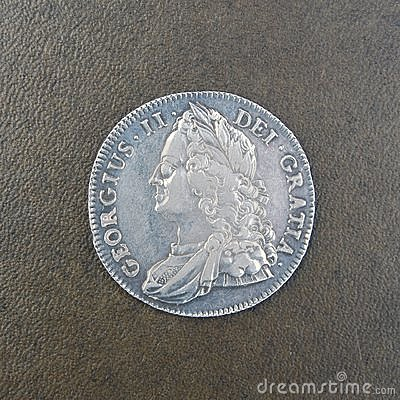 Coin - Crown of King George II