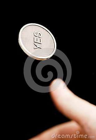 Free Coin Flipping Stock Images - 32790534