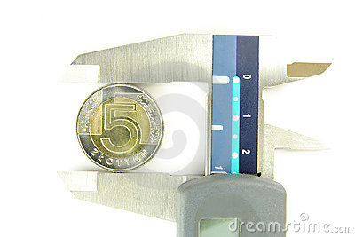 Coin measur
