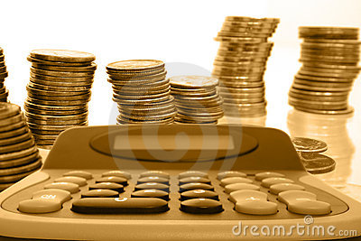 Coin Money in Stacks with Calculator