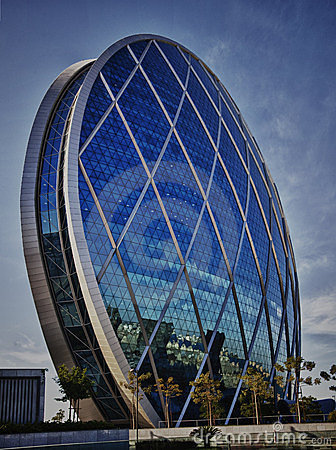Coin Tower Abu Dhabi