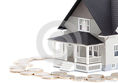 Coins around the house,