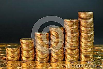 Coins chart