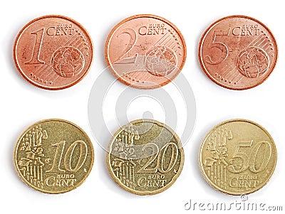 Coins - euro