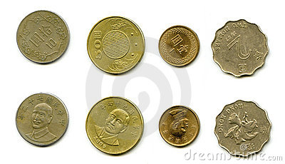 Coins of Taiwan