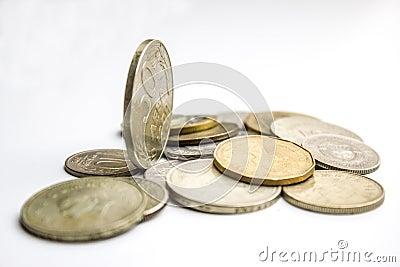 Coins worldwide