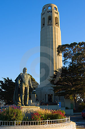Free Coit Tower Stock Image - 4576761