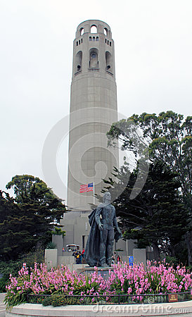Free Coit Tower Stock Photos - 59832143